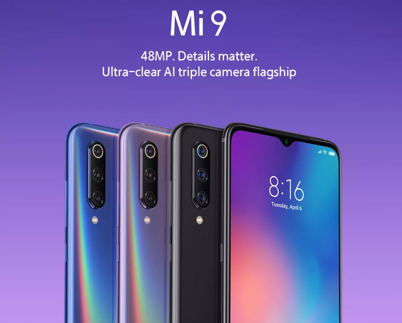 mi 9 global version in india price