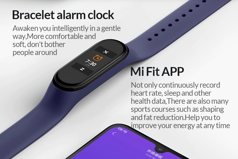 mi band 4 english version india