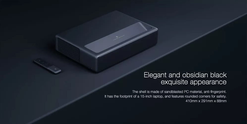 Xiaomi Mijia 4k Ultra Short Throw Projector (3840x2160) india