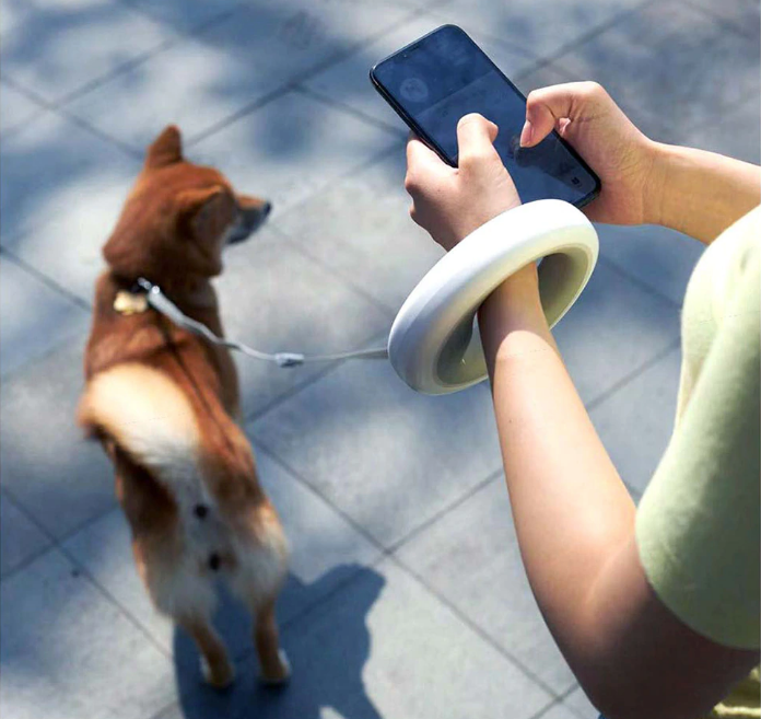 Xiaomi MOESTAR Retractable Dog Leash Ring