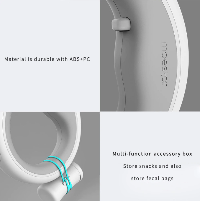 XIAOMI MOESTAR RETRACTABLE DOG LEASH RING India