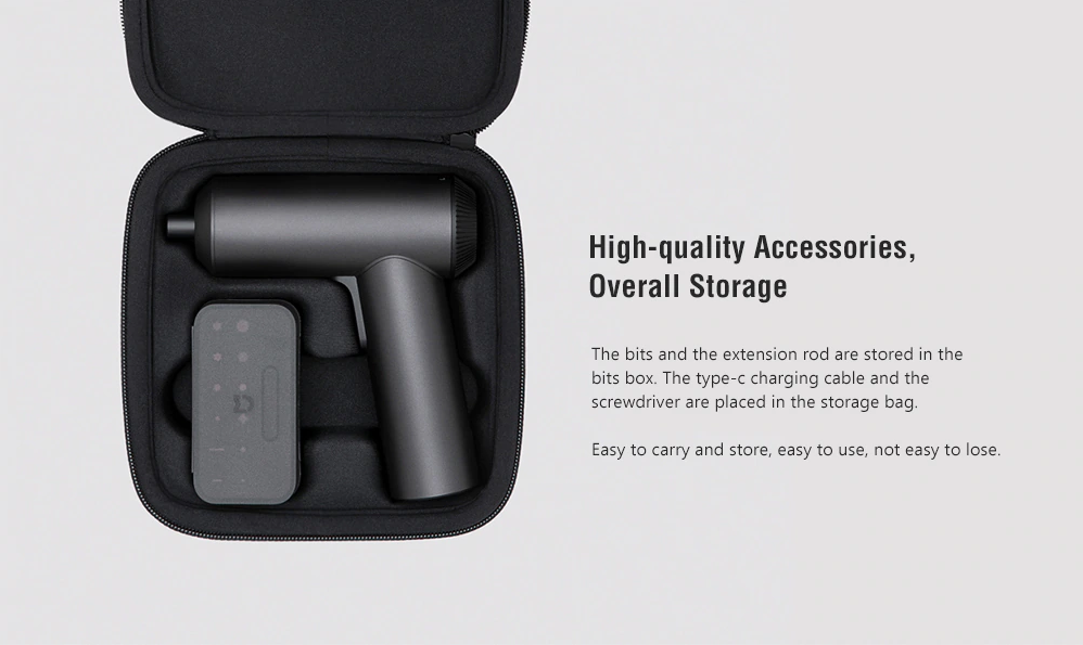 Xiaomi Mijia wireless screwdriver india