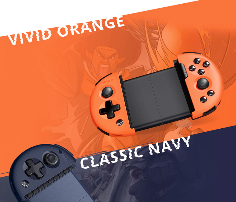 Flydigi Wee2t pubg mobile game controller colors