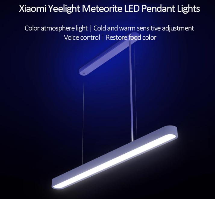 YEELIGHT Meteorite lamp pendant light india xiaomi