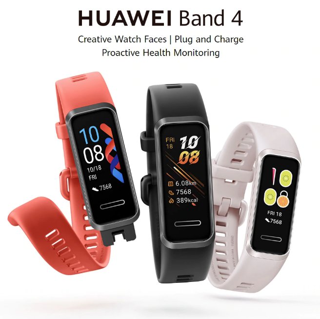 Huawei band 4 new edition india price