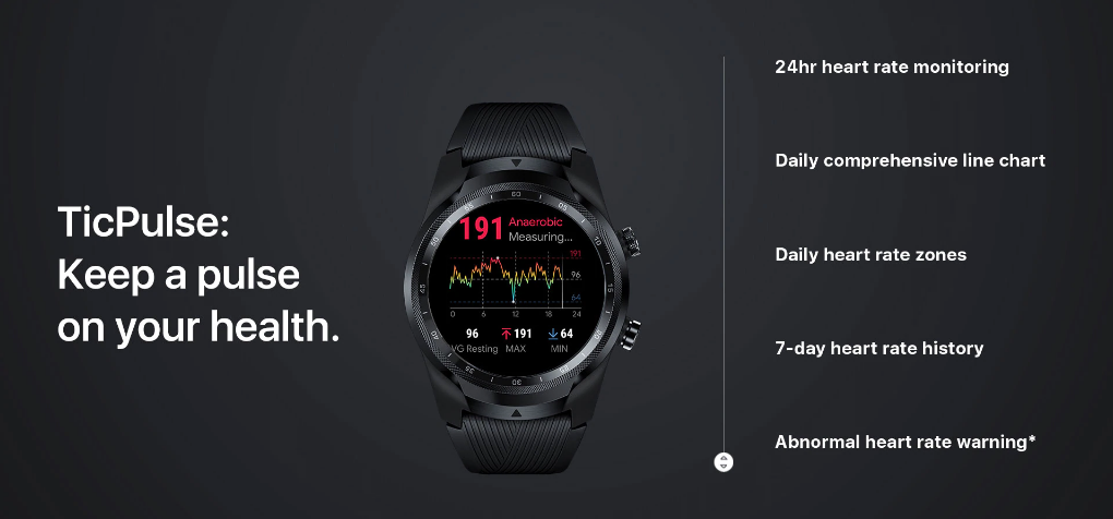 TicWatch Pro 4G/LTE in india price