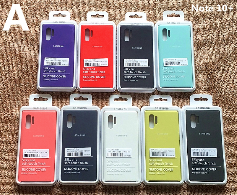 Samsung Note 10 plus cases
