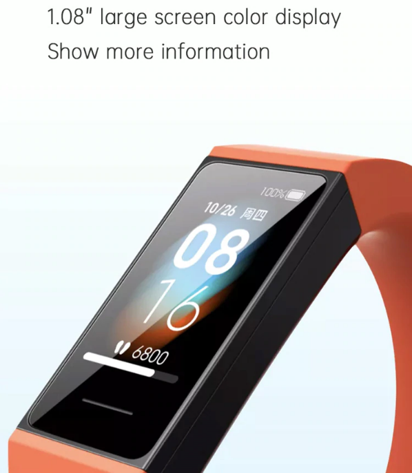 Xiaomi Redmi Band Fitness Tracker (Global Version)