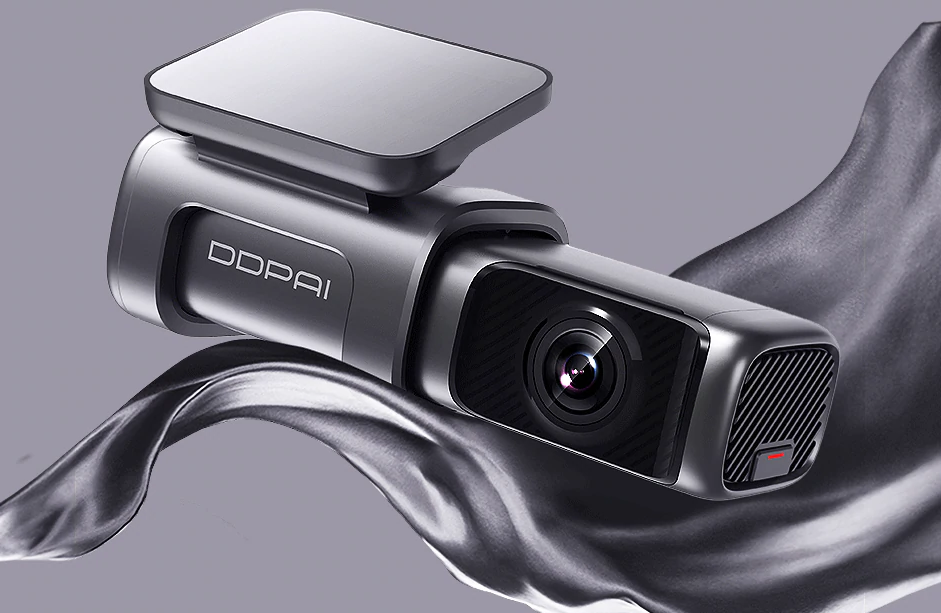 DDPAI Mini5 4K 2160P UHD Dash Cam Car DVR