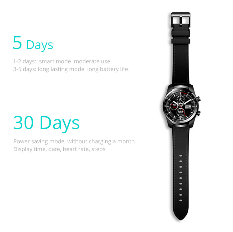 TICWATCH PRO SMARTWATCH INDIA BATTERY