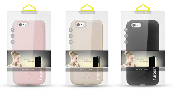 Furper LED Case iPhone 6 Packaging