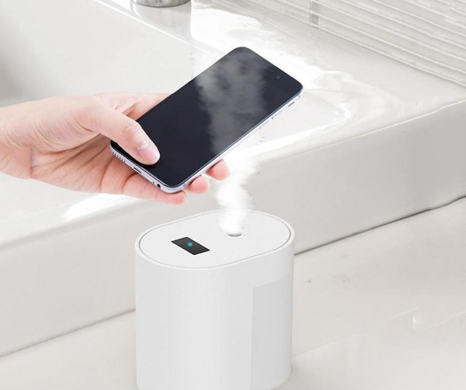 Xiaomi Touchless Automatic intelligent induction sterilizer spray