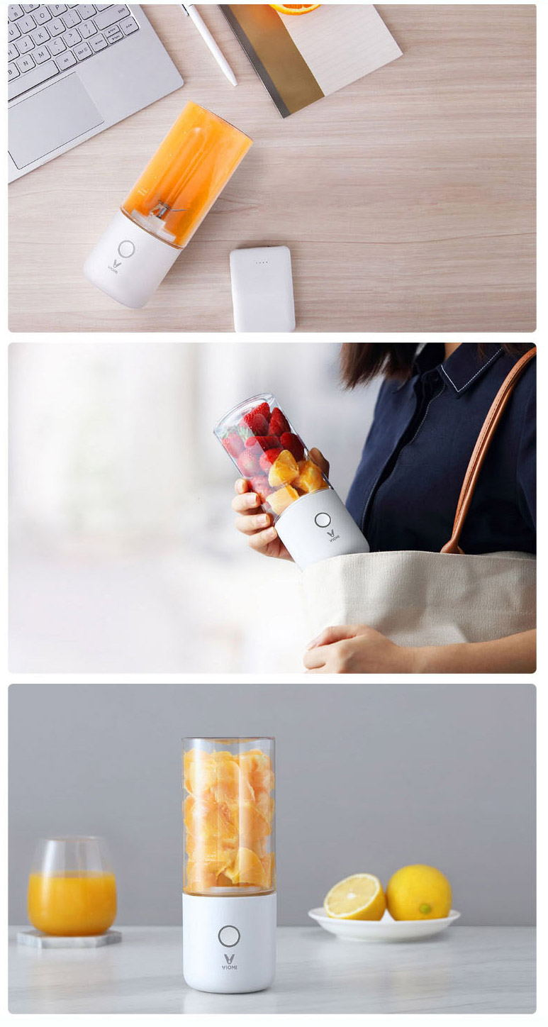 Xiaomi viomi Wireless Juicer Blender in india