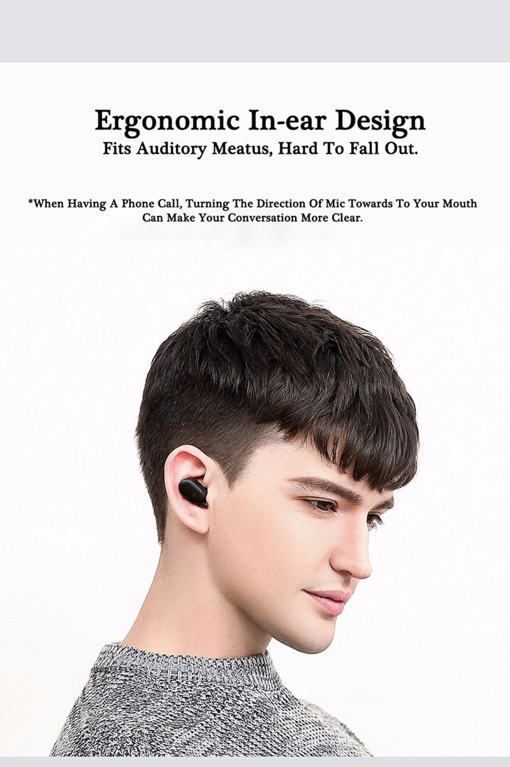 Xiaomi Wireless Bluetooth In-ear Headset