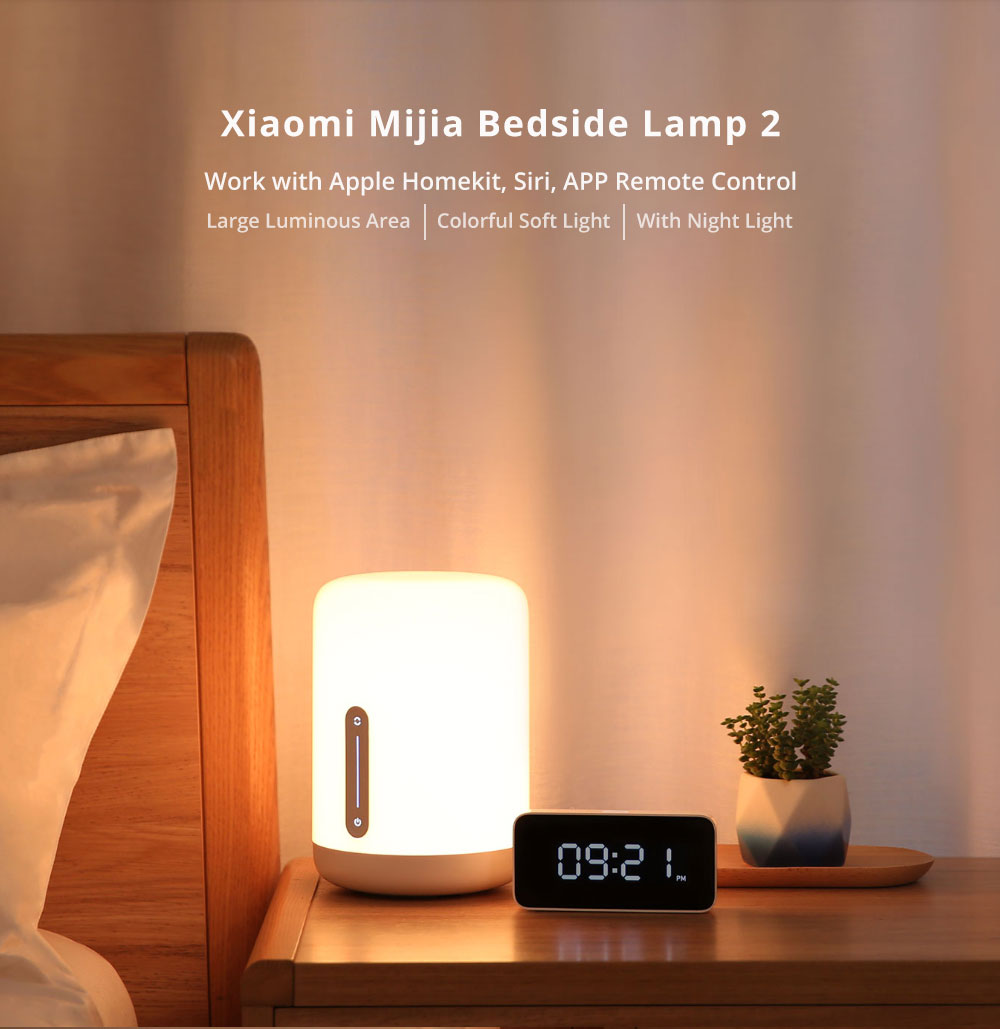 Xiaomi Mijia Bedside Lamp 2 india price