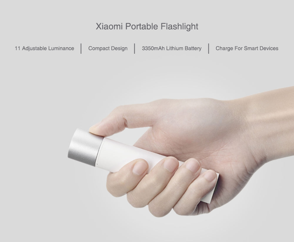 Xiaomi Portable Flashlight torch india
