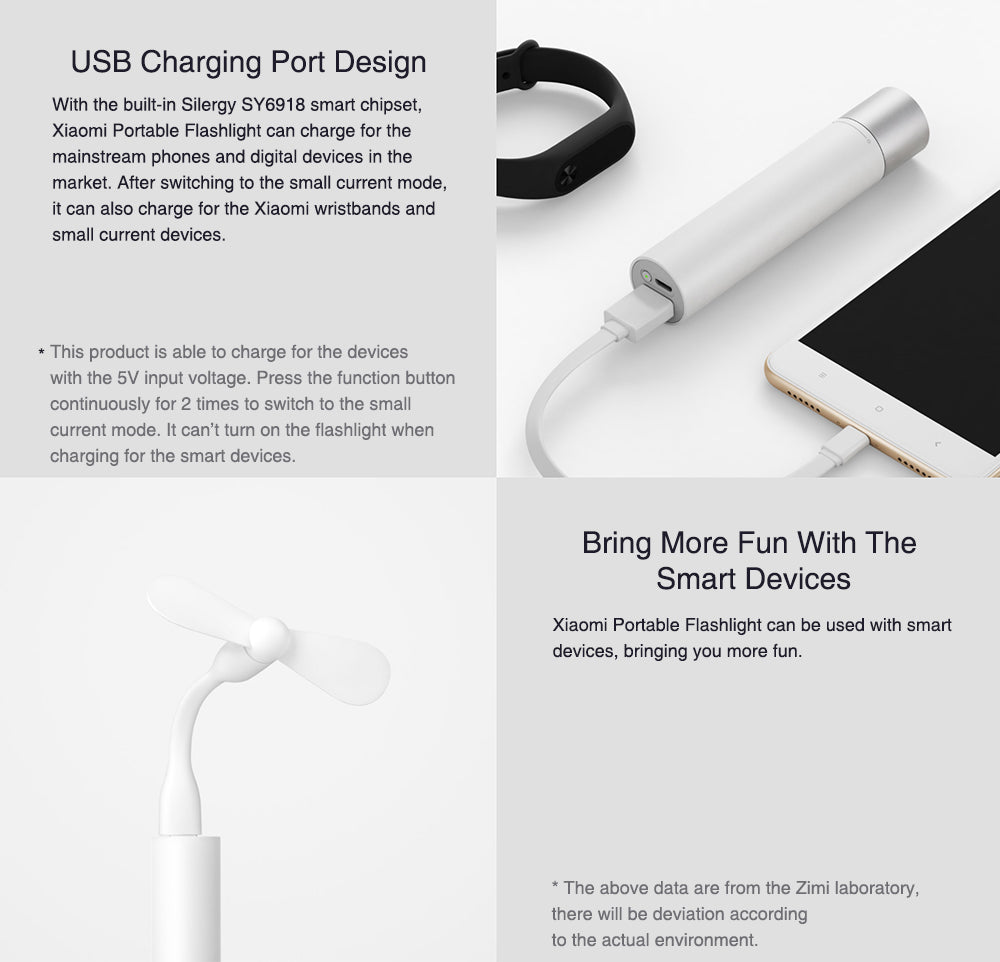 xiaomi torch power bank india
