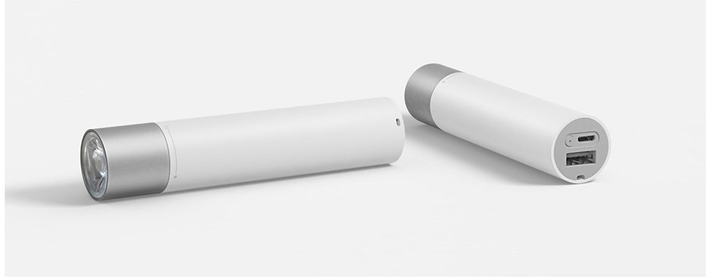 xiaomi torch power bank
