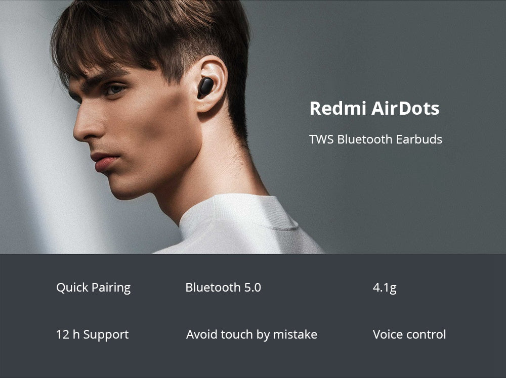 Xiaomi Redmi AirDots india price