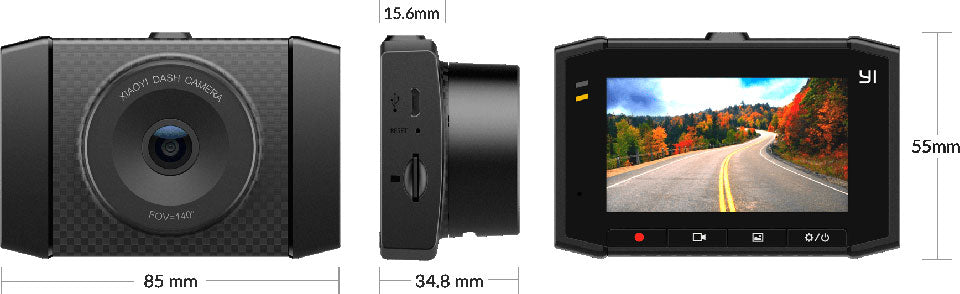XIAOMI-YI-ULTRA-DVR-2.7K-DASH-CAMERA-india-online-price