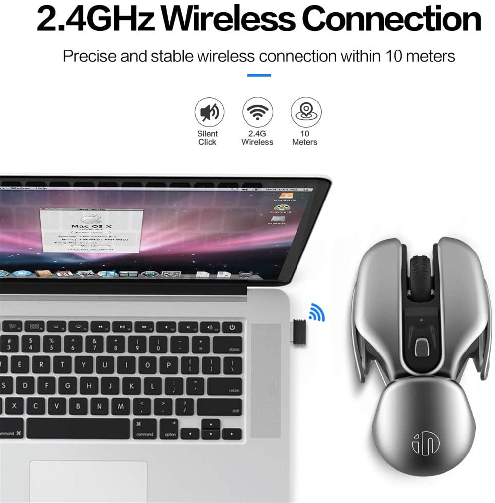 Inphic PX2 Wireless mouse in india