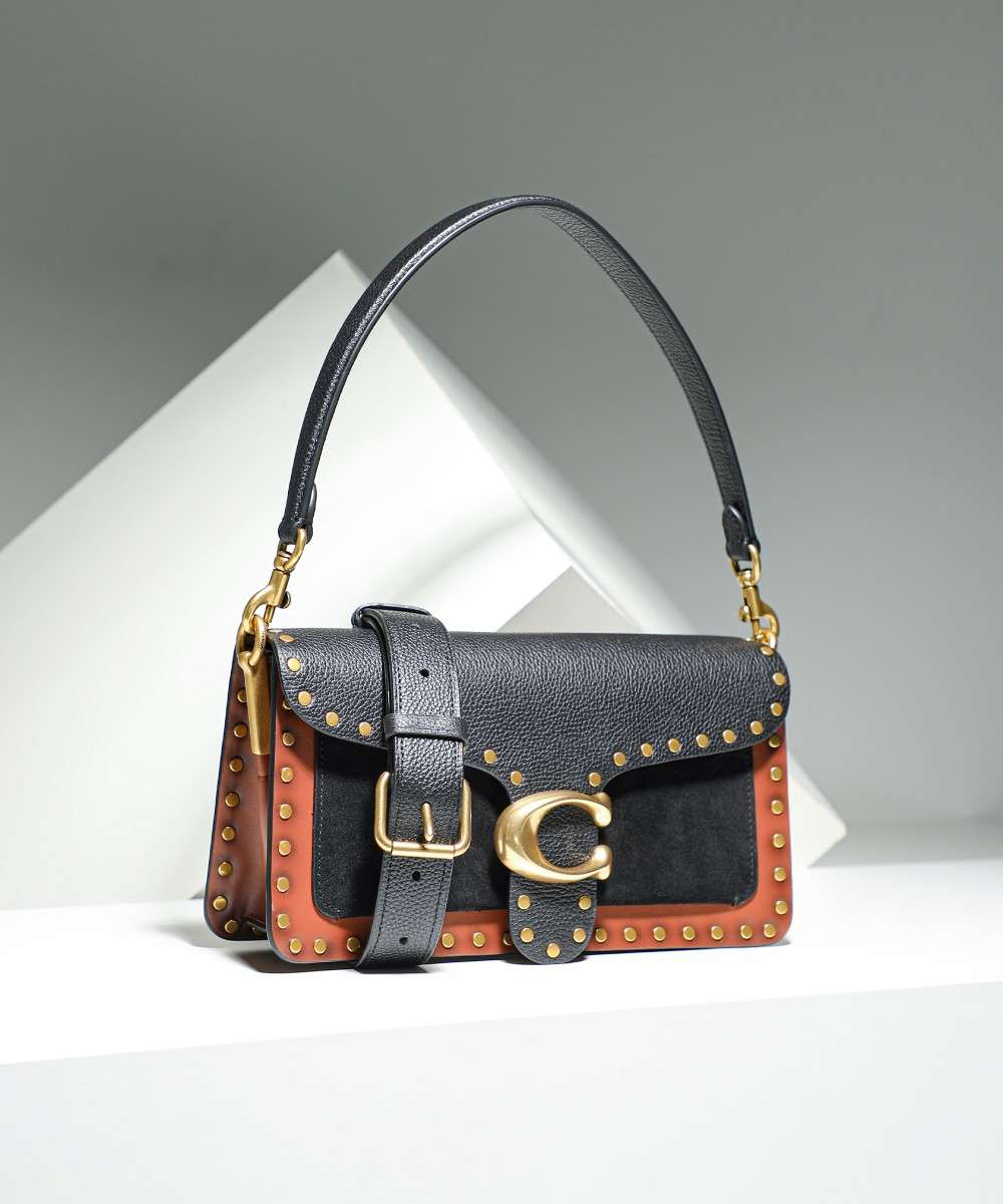 Coach TABBY SHOULDER BAG 26 WITH RIVETS India