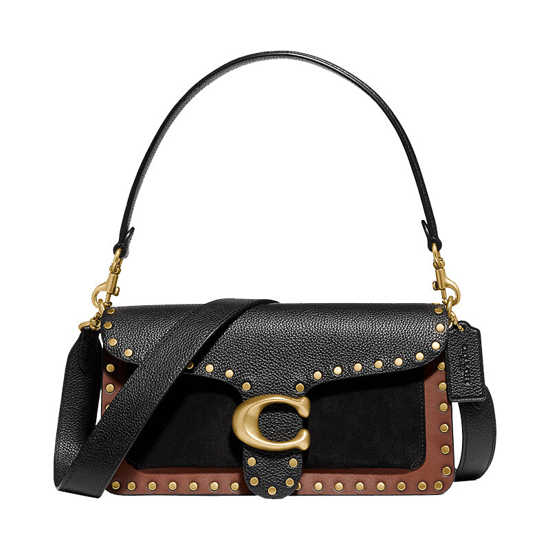 Coach TABBY SHOULDER BAG 26 WITH RIVETS Price in India