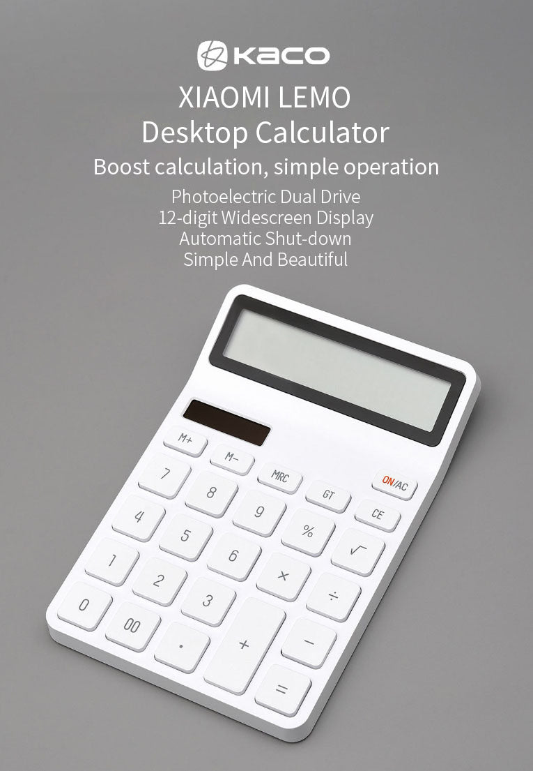 XIAOMI LEMO Desktop Calculator india