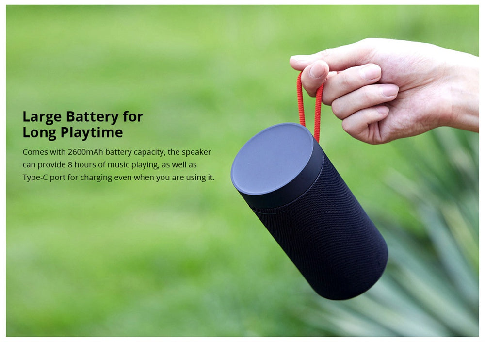 Xiaomi outdoor bluetooth wireless speaker large battery