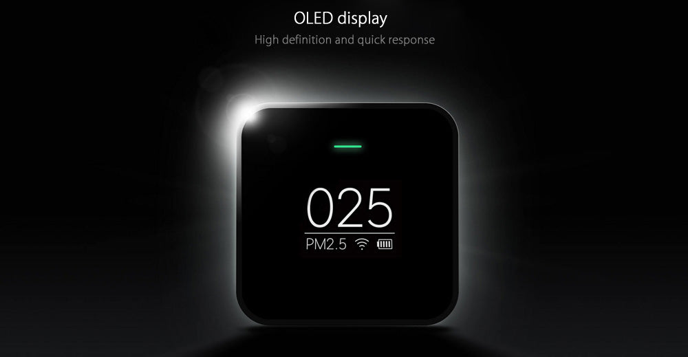 Xiaomi Mijia Air Quality Monitor PM 2.5 Detector OLED
