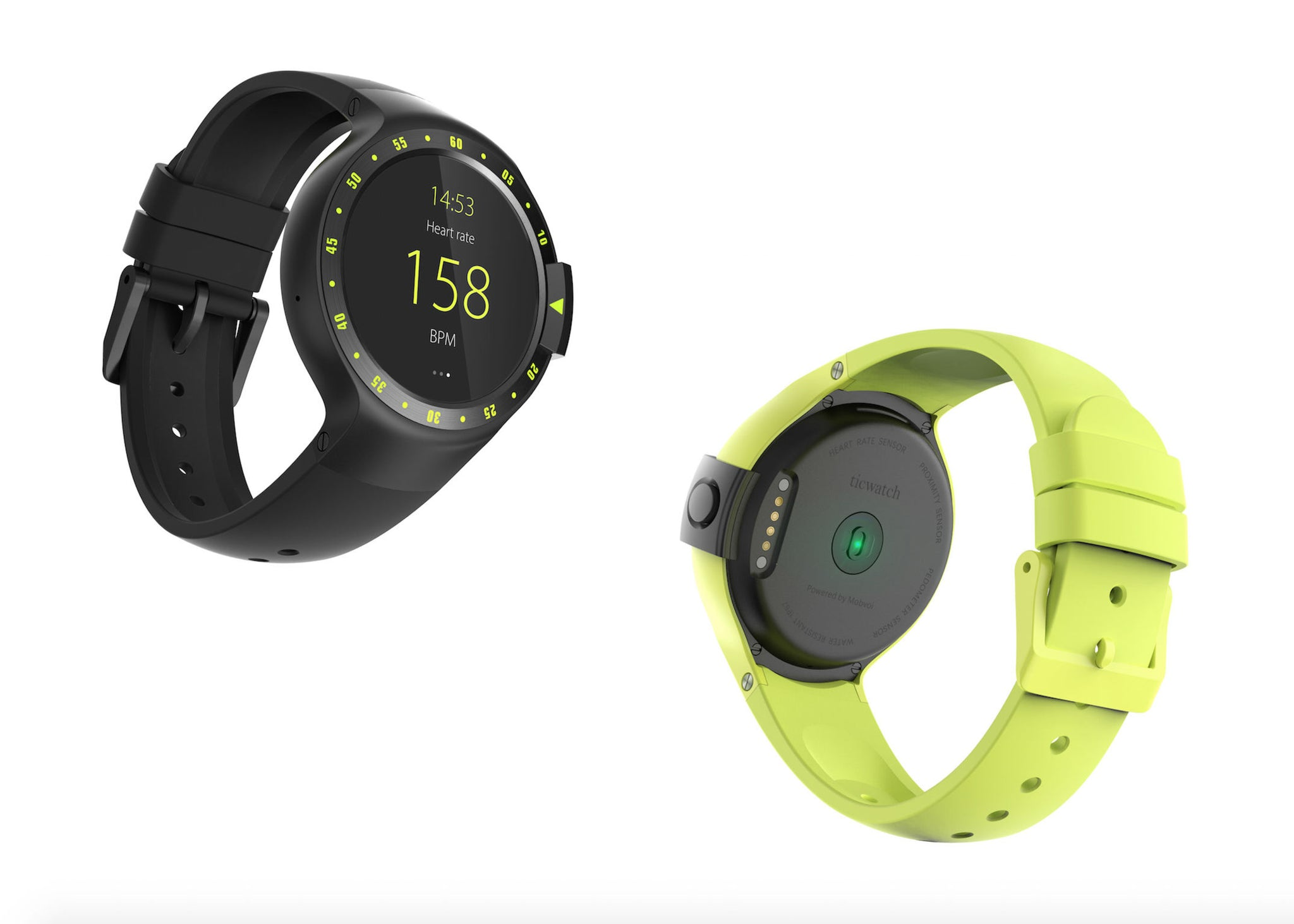 ticwatch s series india smartwatch