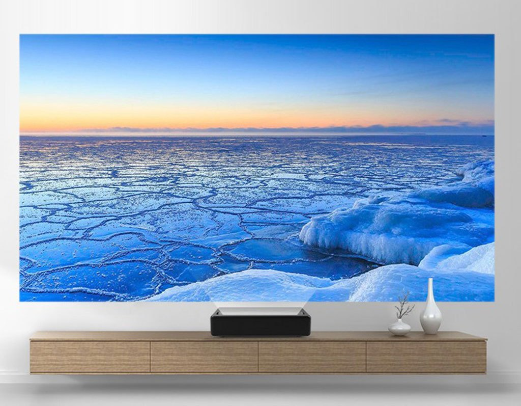 Xiaomi WEMAX ONE Ultra Short Throw 7000 ANSI Lumens Laser Projector