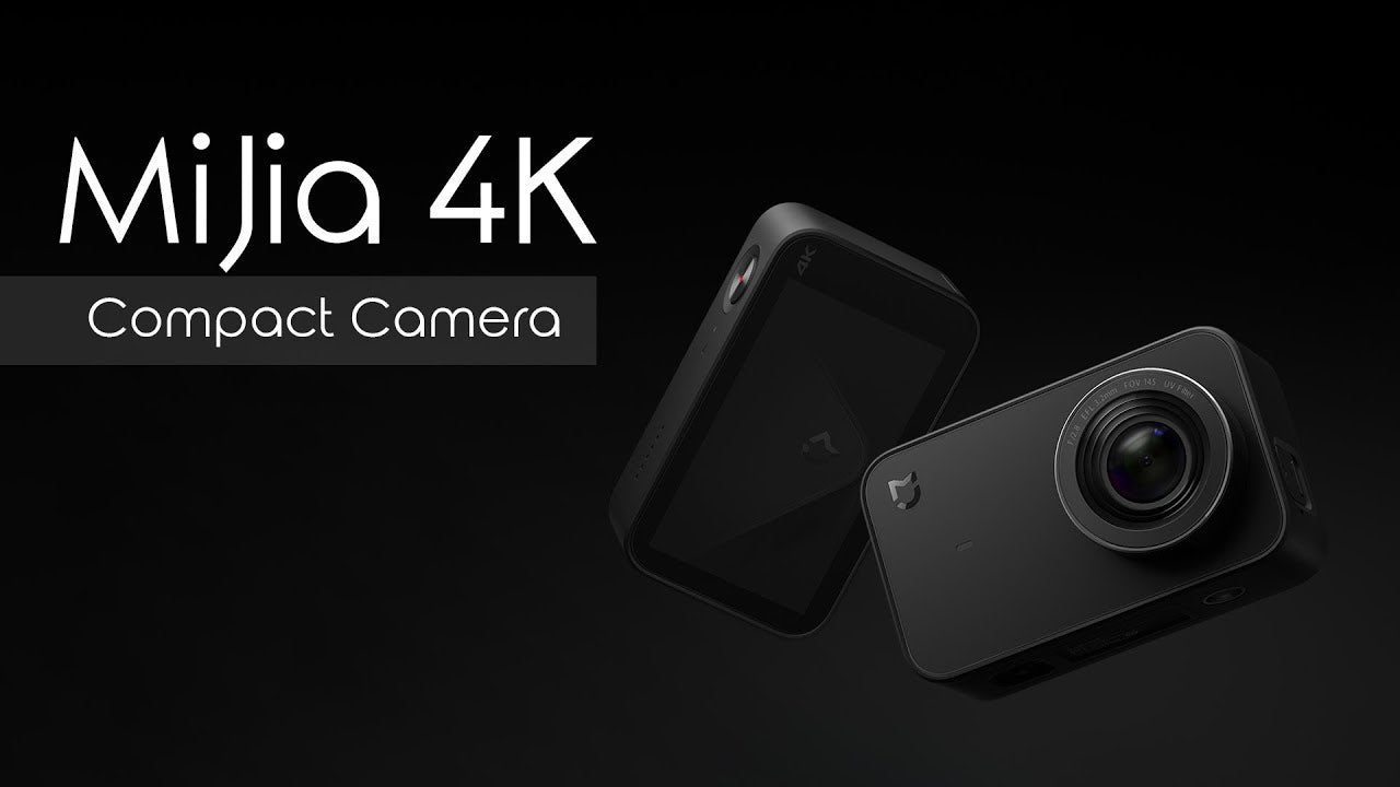 mijia 4k action camera in india