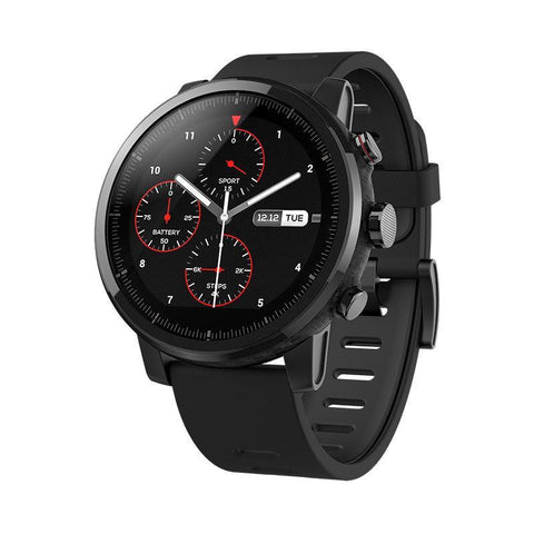 Amazfit 2 Stratos GPS Running Smartwatch (English Version) - Furper