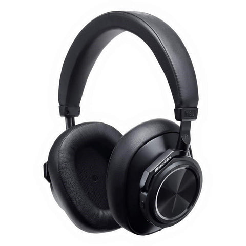 Bluedio T6S Bluetooth Headphones - Black - Furper