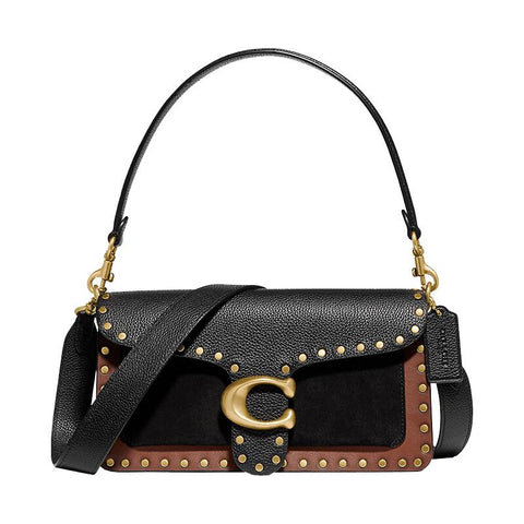 Coach Tabby Shoulder Bag 26 With Rivets Handbag Coach