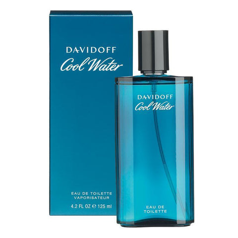 Davidoff Cool Water Men's EDT Perfume (125 ml) - Furper