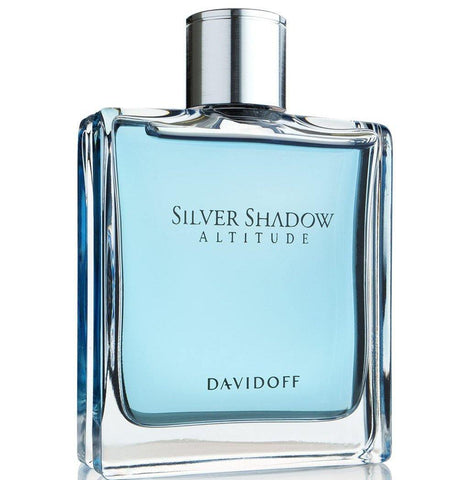 Davidoff Silver Shadow Altitude Men Eau de Toilette (100ml) - Furper