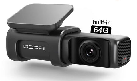 DDPAI Mini5 4K 2160P UHD Dash Cam Car DVR Cam Car DVR DDPAI