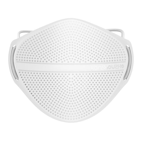 Furper KanShouZhe Reusable Face Mask with 10 filters face mask Furper White