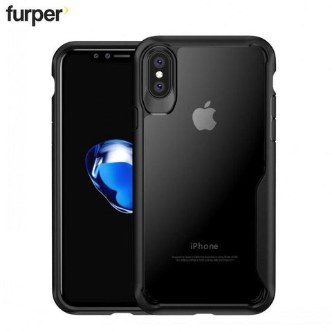 Furper Protect Series Case for iPhone X (Black) - Furper