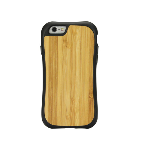 Furper Real Wood Cases For iPhone 6/6s (Bamboo) - Furper