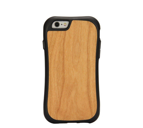 Furper Real Wood Cases For iPhone 6/6s (Cherry) - Furper