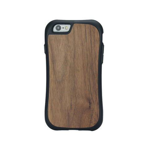 Furper Real Wood Cases For iPhone 6/6s (Walnut) - Furper
