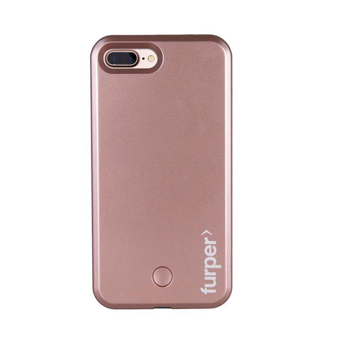 Furper Selfie Light Case For iPhone 8 Plus - Furper