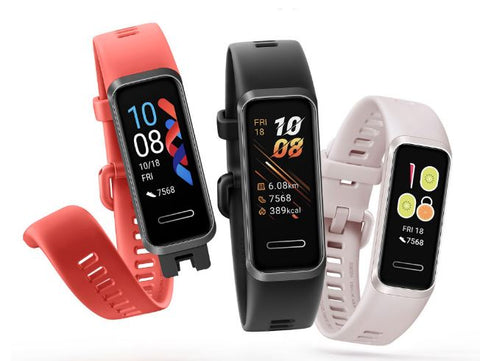 Huawei Band 4 Heart Rate Health Smartwatch (Global Version) - Furper