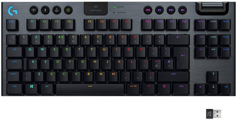 LOGITECH GAMING KEYBOARD G913 TKL | G915 TKL Gaming Keyboard Logitech