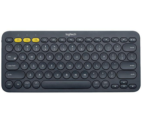 Logitech K380 Bluetooth Wireless Keyboard - Furper