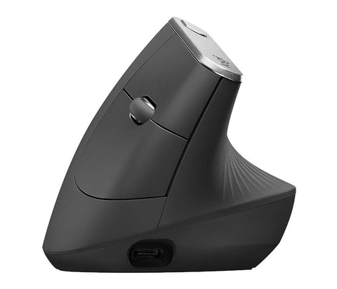Logitech MX Vertical Advanced Ergonomic Mouse - Furper
