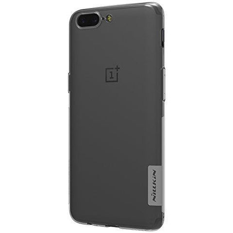 Nilkin Nature Series TPU Silicone Back Cover for OnePlus 5 - Furper